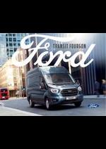 Prospectus Ford : New Transit