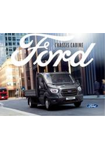 Prospectus Ford : New Transit Chassis Cab