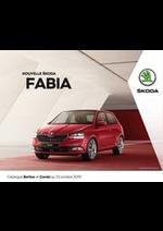 Promos et remises  : Catalogue FABIA