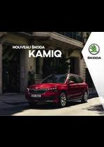 Prospectus Skoda : Catalogue KAMIQ