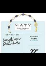 Prospectus Maty : Le bijou du mois de Juin