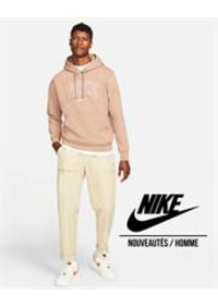Prospectus Nike BRUXELLES : Nouveautés / Homme