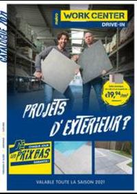 Prospectus Makro MACHELEN : Projets d'exterieur