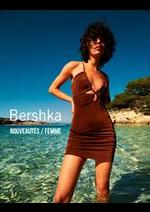 Prospectus Bershka : Nouveautés / Femme