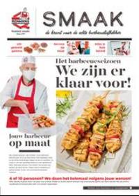 Prospectus Boucherie Renmans ATH : Smaak de krant voor de echte barbecueliefhebber