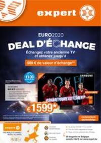 Prospectus Expert Hérinnes : EURO 2020 Deal D'échange