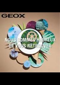 Catalogues et collections Geox Anderlecht : Nous sommes heureux de vous retrouver
