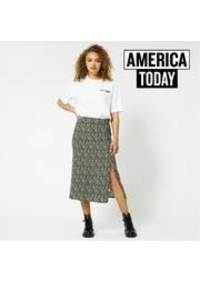 Catalogues et collections America Today Bruxelles : New In Femme