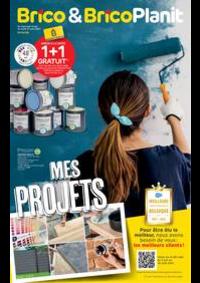 Prospectus Brico Plan-it Ternat : Mes Projects
