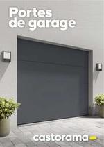 Prospectus Castorama : Notre collection porte de garage