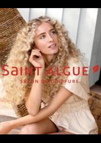 Catalogues et collections saint algue CLICHY : Collection été 2021