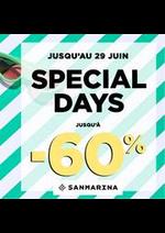 Prospectus San Marina : Special Days -60%