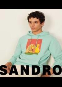 Prospectus Sandro BOULOGNE BILLANCOURT : SUMMER CAPSULE