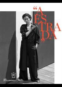 Prospectus Massimo Dutti PARIS : A Estrada