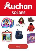 Prospectus Auchan : Soldes, Offres &Promos