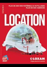 Guides et conseils Loxam HOUTAUD : Catalogue de location