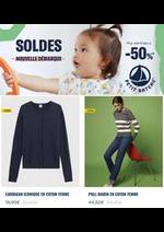 Promos et remises Petit Bateau : Soldes