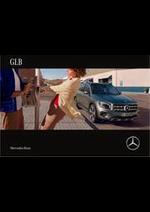 Prospectus Mercedes Benz : GLB