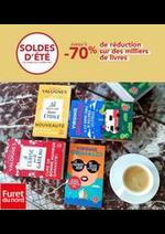 Prospectus Furet du Nord : SOLDES - 70%
