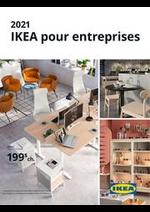 Promos et remises  : IKEA pour entreprises 2021