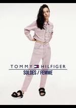 Prospectus Tommy Hilfiger : Soldes / Femme