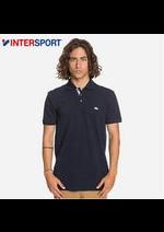 Prospectus Intersport : Polos