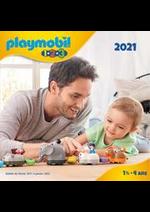 Prospectus Playmobil : Playmobil 123 2021