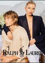Prospectus RALPH LAUREN : New Men's Arrivals