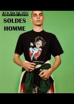 Promos et remises  : SOLDES HOMME