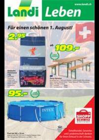 Prospectus Landi Boll - Vechigen : Landi Gazette KW 30