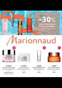 Prospectus Marionnaud SAINT LOUIS : Des Offres