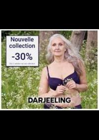 Prospectus Darjeeling AUBERVILLIERS : Nouvelle Collection -30%!!