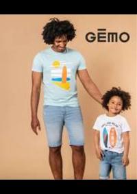 Prospectus Gemo CHAMPAGNOLE : Nouvelle Collection pour homme