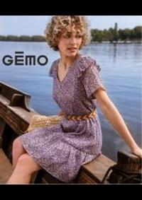 Prospectus Gemo CHAMPAGNOLE : Nouvelle Collection pour femme