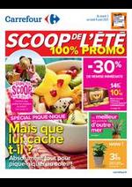 Prospectus Carrefour : SCOOP DE L'ETE - Spécial pique-nique