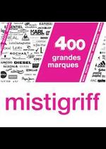 Prospectus Mistigriff : Lookbook