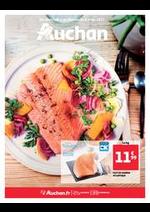 Prospectus Auchan : Savourez pleinement l'été !