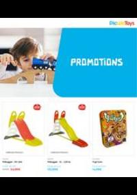 Prospectus Picwic LOMME : Promotions