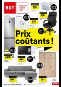 Prospectus But Bourges : Prix Coûtants !