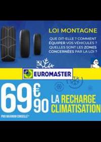 Prospectus Euromaster Paris : Offre Spéciale