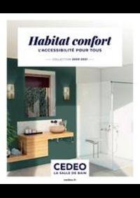 Prospectus CEDEO HALLE DE PANTIN : Collection 20/21