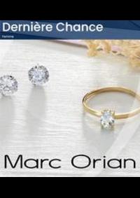 Prospectus Marc Orian Montesson : Dernière Chance Femme