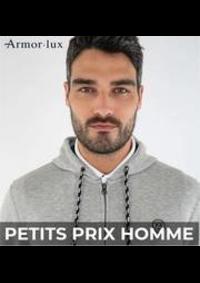 Prospectus Armor Lux PARIS : PETITS PRIX HOMME