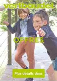 Prospectus VERTBAUDET LILLE : Offres Vertbaudet