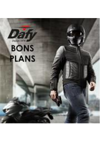 Prospectus DAFY MOTO RONCHIN : BONS PLANS