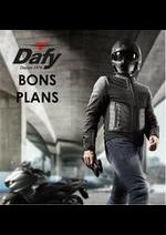 Prospectus Dafy moto : BONS PLANS