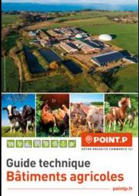 Prospectus Point P CHATILLON : Catalogue Agricole