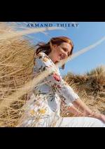 Prospectus Armand Thiery Femme : Lookbook
