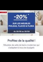 Prospectus Lapeyre : Offres