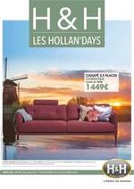Promos et remises  : LES HOLLAN'DAYS
